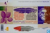 Postage Stamps - Finland - Elias Lönnrot