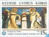 Briefmarken - Zypern [CYP] - Kulturelles Erbe