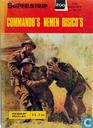 Comics - Commando's nemen risico's - Commando's nemen risico's