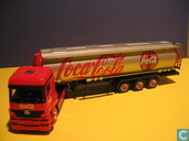 Model cars - Herpa - Mercedes-Benz Actros 'Coca-Cola'