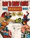 Strips - Avengers [Marvel] - How to draw comics the Marvel way