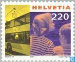 Briefmarken - Schweiz [CHE] - Tourismus