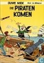 Comic Books - Ouwe Niek en Zwartbaard - De piraten komen