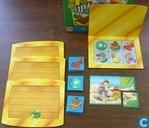 Board games - Schatgraven - Sesamstraat - Schatgraven