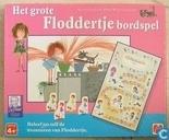 Spellen - Floddertje Bordspel - Het grote Floddertje bordspel
