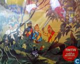 Plakate und Poster  - Comics - Tintin et Le Temple du Soleil