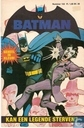 Comic Books - Batman - Kan een legende sterven?