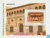 Postage Stamps - Spain [ESP] - Chip-Portuguese stamp exhibition PHILAIBERIA