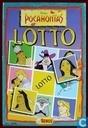 Spellen - Lotto (plaatjes) - Pocahontas Lotto