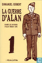 Comic Books - Alan's war - La guerre d' Alan 1