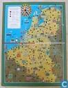 Board games - Reis Door De Benelux - Een reis door de Benelux