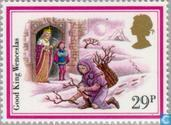 Postage Stamps - Great Britain [GBR] - Christmas Carols