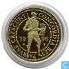 Netherlands double ducat 1996