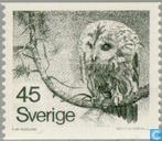 Postzegels - Zweden [SWE] - Bosuil