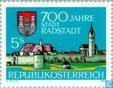 Postage Stamps - Austria [AUT] - Radstadt 700 years