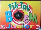 Board games - Tik Tak Boem - Tik Tak Boem Junior