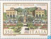 Postage Stamps - Italy [ITA] - Villas