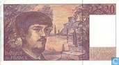 Banknotes - Banque de France - France 20 Francs