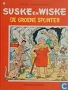 Comic Books - Willy and Wanda - De groene splinter