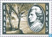 Postzegels - Griekenland - Solomos