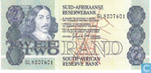 Banknotes - South African Reserve Bank / Suid-Afrikaanse Reserwebank - South Africa 2 Rand