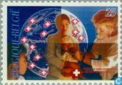 Timbres-poste - Belgique [BEL] - Solidarité Internationale