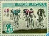 Postage Stamps - Belgium [BEL] - Royal Belgian Cycling Association