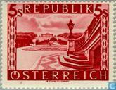 Postage Stamps - Austria [AUT] - Landscapes