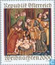 Postzegels - Oostenrijk [AUT] - Geboorte Christus