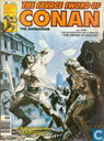 Comic Books - Conan - The Savage Sword of Conan the Barbarian 58