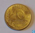 Münzen - Frankreich - Frankreich 10 Centimes 1978