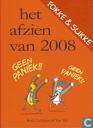Bandes dessinées - Fokke & Sukke - Het afzien van 2008