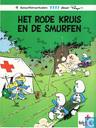 Strips - Smurfen, De - Het Rode Kruis en de Smurfen