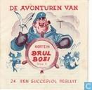 Bandes dessinées - Kapitein Brul Boei - Een succesvol besluit