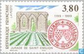 Postage Stamps - France [FRA] - Society of St. Emilion
