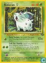 Trading cards - English 1999-06-16) Jungle (Unlimited) - Nidoran [Female]