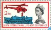 Postage Stamps - Great Britain [GBR] - Lifeboats Conference