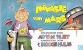 Bandes dessinées - Invasie van Mars - Invasie van Mars