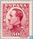Postage Stamps - Spain [ESP] - King Alfonso XIII