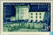 Postage Stamps - France [FRA] - Castle Villandry