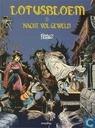 Comics - Lotusbloem - Nacht vol geweld