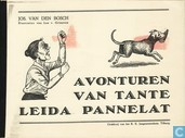 Strips - Tante Leida Pannelat - Avonturen van tante Leida Pannelat