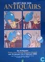 Affiches et posters - Bandes dessinées - In het rijk der antiquairs