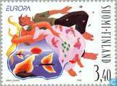 Postage Stamps - Finland - Europe – Festivals and national Celebrations