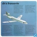 Aviation - Transavia (.nl) - Transavia - Magazine 1972