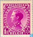 Timbres-poste - Belgique [BEL] - Roi Léopold III