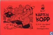 Comic Books - Kappie [Toonder] - Das Rätsel um den Totenkopf-Schatz
