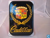 Enamel signs - Transport - Emaille Reklamebord : Cadillac