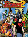 Bandes dessinées - Teen Titans, The - Titans Companion 2