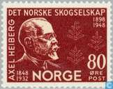 Briefmarken - Norwegen - Axel Heiberg